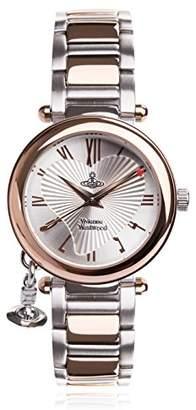 Vivienne Westwood Ladies Orb Rose Gold Case Bracelet Watch