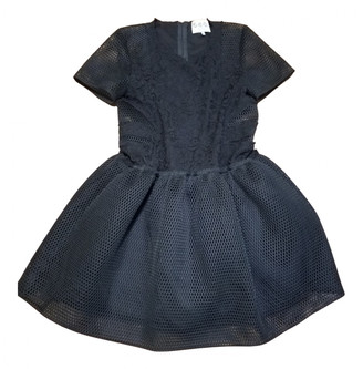 Sea New York Black Lace Dresses