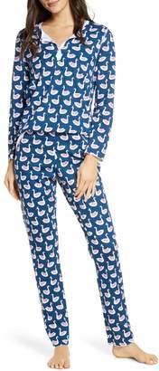 Roller Rabbit Pond Royals Pajamas