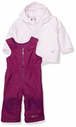 Columbia Toddler & Infant Buga Set Waterproof Jacket & Snow Pants