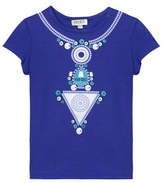 Kenzo 2-6Y Triangle Circle T-Shirt