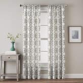 CHF Lotus Harmony Rod-Pocket Curtain Panel