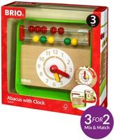 Ravensburger Brio Abacus With Clock