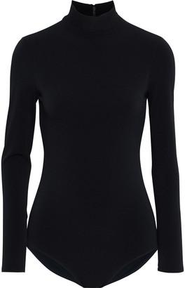 Alice + Olivia Camila Stretch-jersey Turtleneck Bodysuit