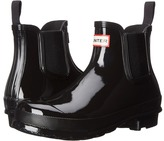 Hunter Original Chelsea Gloss One Tab Women's Rain Boots
