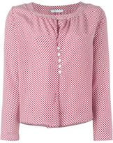 Societe Anonyme asymmetric buttoned shirt - women - Silk - 2