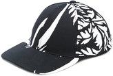 Dolce & Gabbana palm leaf print baseball cap - men - Silk/Cotton/Polyester/Spandex/Elastane - 58