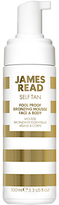 James Read Foolproof Face & Body Bronzing Mousse, 100ml