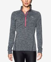 Under Armour UA TechTM Heathered Half-Zip Top
