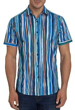 Robert Graham Sims Shirt, Bloomingdale's Slim Fit - 100% Exclusive