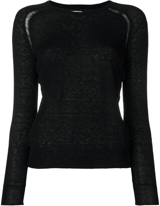 Etoile Isabel Marant Foty knitted top