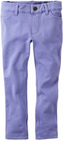 Carter's Baby Girl Purple French Terry Jeggings