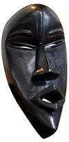 Novica Decorative Wood Mask, 'Dan Peacemaker'