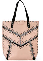 Diesel studded tote - women - Leather - One Size