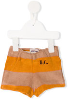 Bobo Choses striped shorts - kids - Cotton/Polyester - 9-12 mth