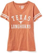 Old Navy College Team Graphic Tee for Women