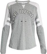 The Upside Abelle long-sleeved performance T-shirt