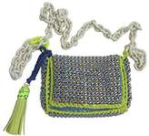 Replay Women's FW3583.000.A0266 Cross-Body Bag Multicolour Mehrfarbig (OPTICAL WHITE- WASHED DENIM BL 1076)