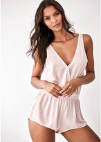 Victoria's Secret Victorias Secret Double-V Sleep Romper