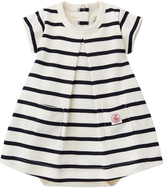 Petit Bateau Cotton jersey dress Onesies