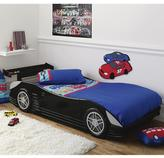 Kidspace Car Bed Frame + Pull-out Guest Bed