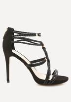 Bebe Irinaa Braided Sandals