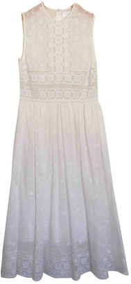 Zimmermann White Lace Dress for Women