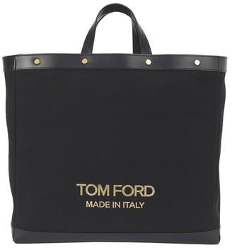 Tom Ford T Screw Shopper medium bag