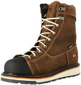 """Timberland Men's Gridworks 8"""" Soft-Toe Waterproof Industrial and Construction Boot"""