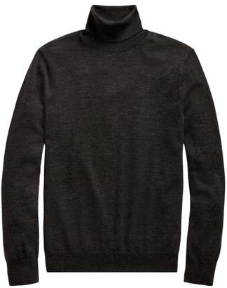 Polo Ralph Lauren Merino Wool Turtleneck Sweater