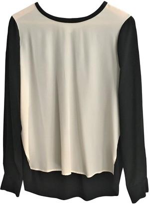 Diane von Furstenberg Ecru Silk Tops