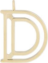 Chloé Alphabet D pendant
