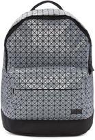 Bao Bao Issey Miyake Grey Daypack Backpack