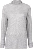 Joseph oversized turtle neck sweater - women - Cashmere - S