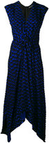 Proenza Schouler geometric print dress - women - Silk/Viscose - 6