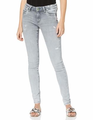 Pepe Jeans Women's Pixie Pl200025 Skinny Jeans