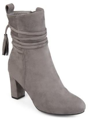 Brinley Co. Womens Dress Bootie