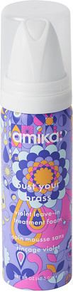 Amika Bust Your Brass LeaveIn Conditioning Foam Bust Your Brass LeaveIn Conditioning Foam