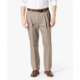 Dockers Classic Sign Khaki Lux Cotton Stretch - Pleated D3 Pants