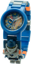 Lego Nexo Knights Clay Kids' Minifigure Link Watch