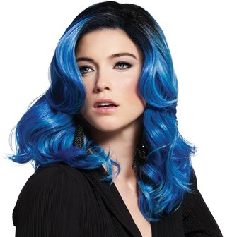 Hairdo. by Jessica Simpson & Ken Paves Blue Waves Fantasy Wig