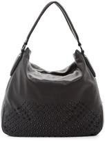Liebeskind Berlin Studded Leather Shoulder Bag