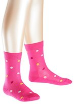 Falke Girl's Dot Polka Dot Socks,35-38