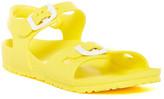 Birkenstock Rio Neon Yellow EVA Sandal (Toddler & Little Kid)