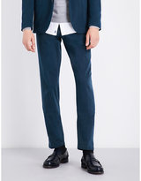 Boglioli Slim-fit Straight Stretch-cotton Trousers