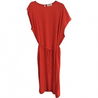 Essentiel Antwerp Orange Dress for Women