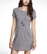 Express Nep Knit Tee Dress