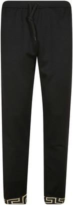 Versace Drawstring-waist Track Pants