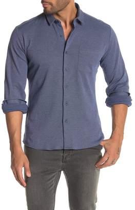 Civil Society Royce Stretch Knit Regular Fit Shirt