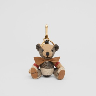 Burberry Thomas Bear Charm with Bow Tie